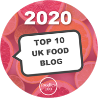 Flea Network Top 20 UK Food Blog 2018