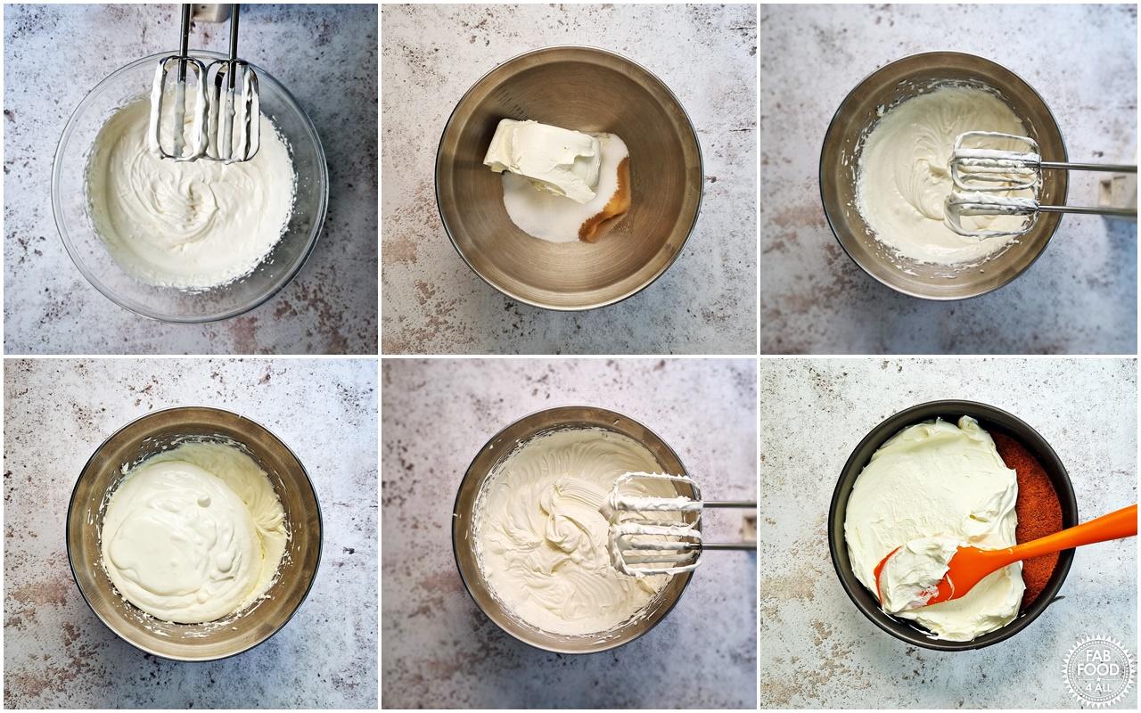 Easy No Bake Salted Caramel process shots 7 - 12